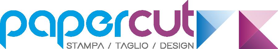logo orizzontale papercut