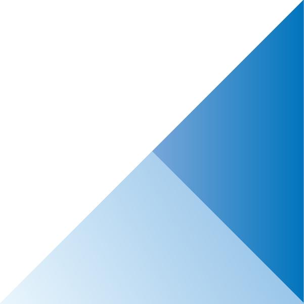 bordo angolare blu destro
